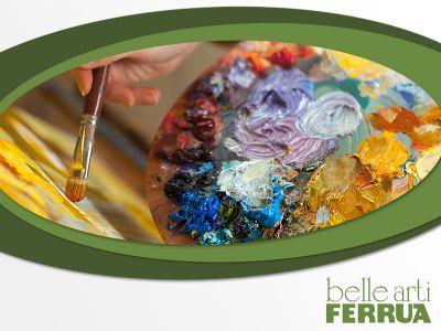 offerta colori ad olio schmincke mussini promozione pittura ad olio belle arti ferrua