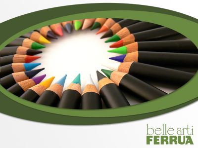 offerta matite caran dache occasione pastelli prismalo belle arti ferrua