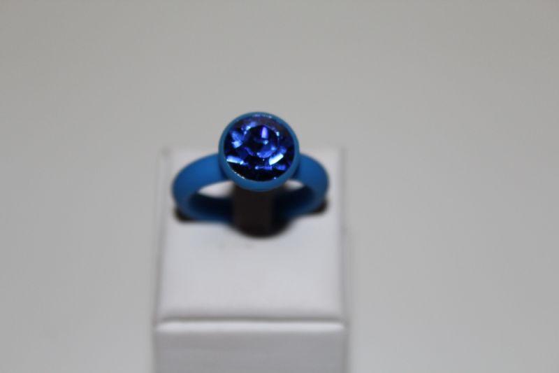 Offerta - OPS! Rock anello con cristallo swarovski