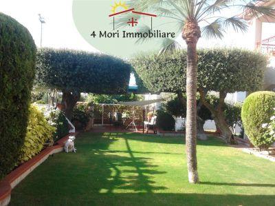 vendita villa panoramica sul mare sarroch 4 mori immobiliare