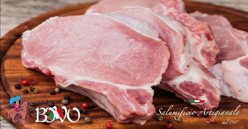 SALUMIFICIO BOVO offerta vendita carne fresca di maiale Verona - occasione salumificio a Verona