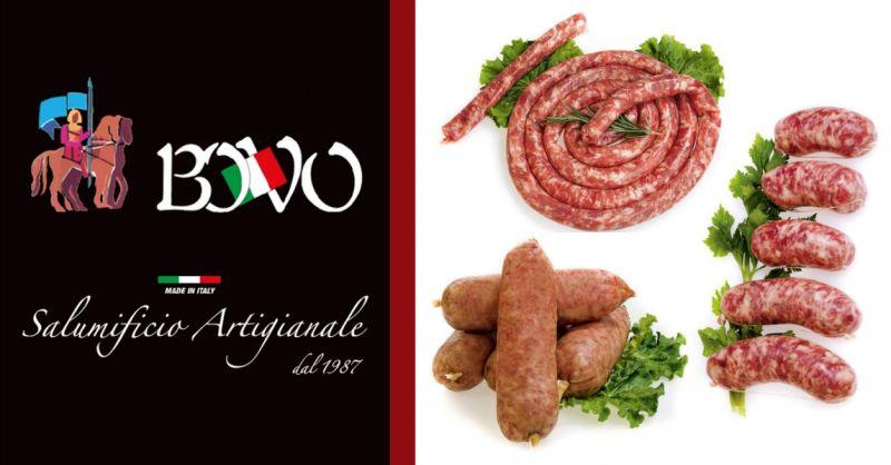 Promozione produzione propria di cotechino - occasione vendita salumi freschi artigianali Verona