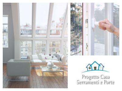offerta produzione vendita serramenti finestre infissi alluminio legno