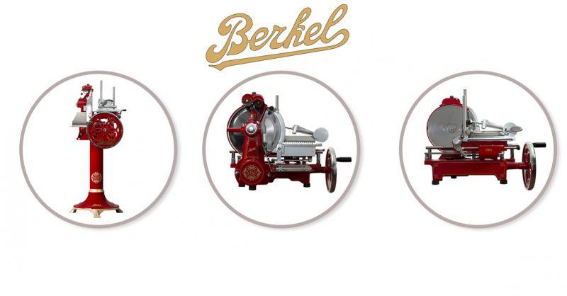 Offerta servizio vendita prodotto professionale affettatrice a volano Berkel a Torino  - Gimas