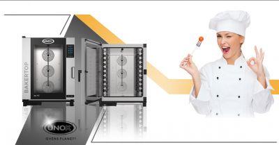 offerta vendita e distribuzione forno professionale bakertop a torino gimas bilance