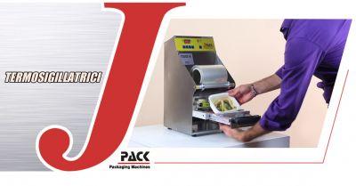 offerta vendita macchina professionale termosigillitrace jpacc per ipermercati a torino gimas b