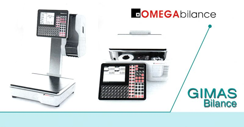 Offerta Omega Easy lite Bilancia Torino - Occasione Bilance di Precisione Omega Torino