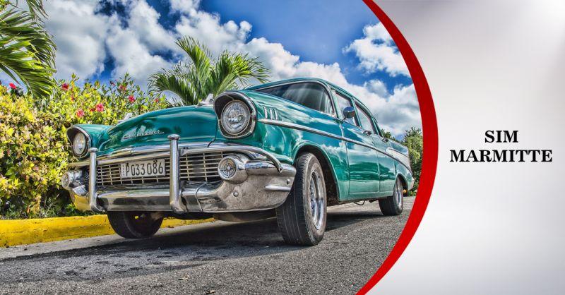offerta marmitte per auto d'epoca settimo torinese - occasione auto d'epoca restauro marmitta
