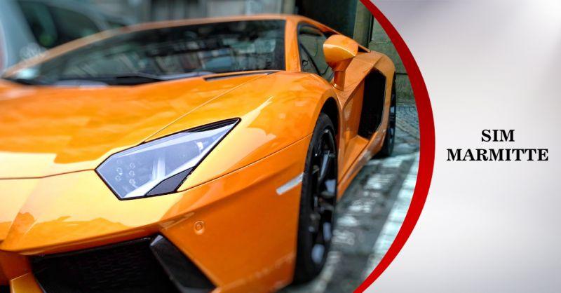 offerta marmitte per auto sportive settimo torinese-occasione scarico auto sportive torino