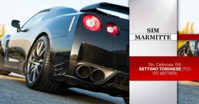 offerta installazione marmitte auto torino occasione scarichi sportivi auto torino
