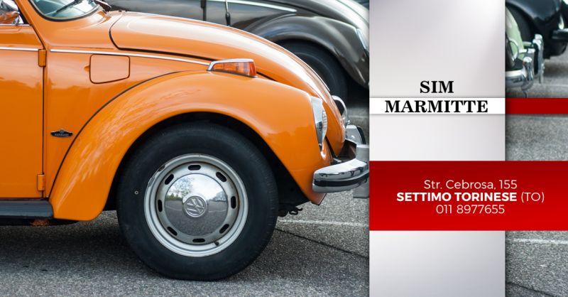 Offerta Restauro Marmitte Auto Torino - Occasione Marmitta Auto D'Epoca Torino