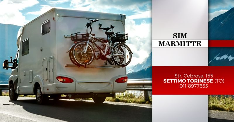Offerta Riparazione Marmitta Camper Torino - Occasione Marmitte Camper Assistenza Torino