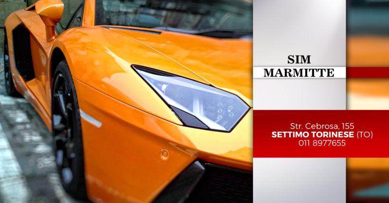 SIM MARMITTE - Offerta Realizzazione Scarichi Personalizzati Auto Sportive Torino