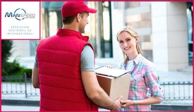 manspeed offerta spedizioni pacchi servizio e commerce promozione spedizioni on line