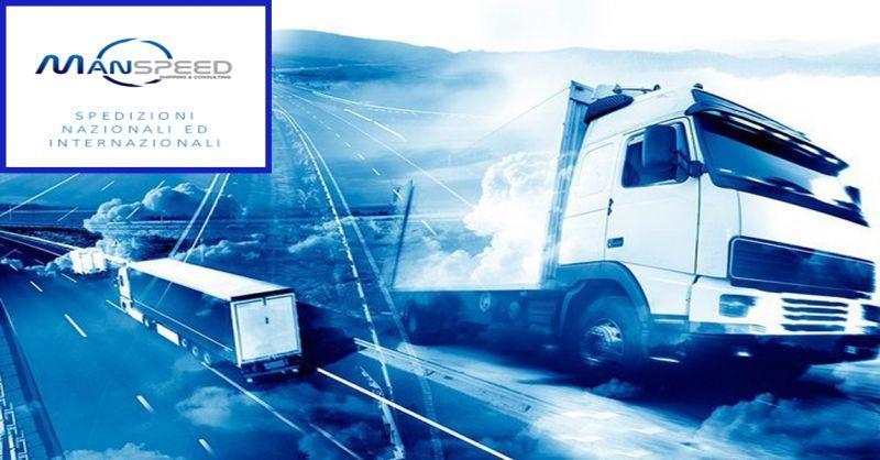 offerta Manspeed spedizioni verona - occasione logistica trasporti spedizioni export