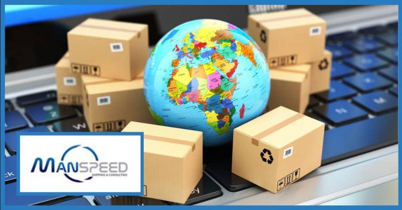 MANSPEED offerta consegne per e commerce - occasione servizio spedizioni per e commerce