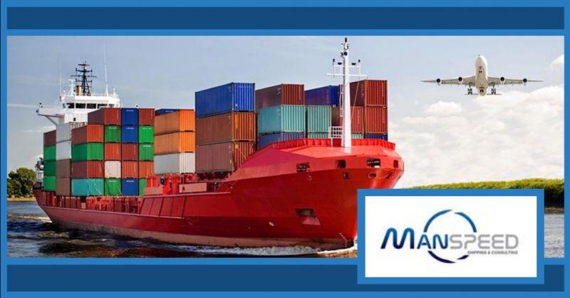 MANSPEED offerta spedizioni via mare a Verona - occasione trasporti cargo via mare