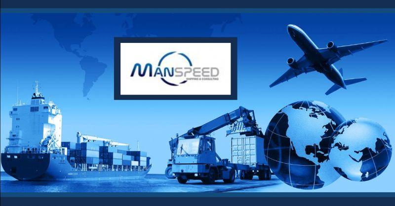 MANSPEED offerta servizi di importazione - occasione servizio import export a Verona