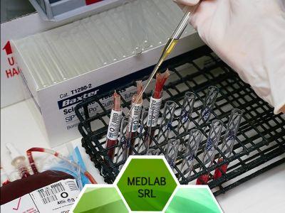 offerta analisi sangue promozione esame del sangue laboratorio di analisi medlab