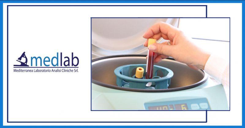 MEDLAB - offerta esami per anemia ragusa