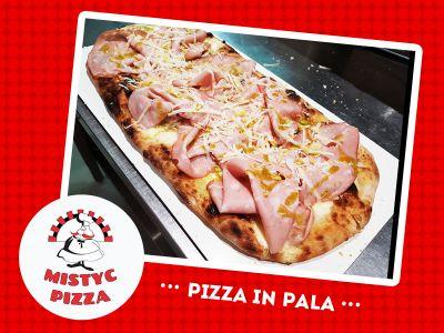 offerta pizza in pala promozione pizza cotta a legna occasione pizza asporto mystic pizza
