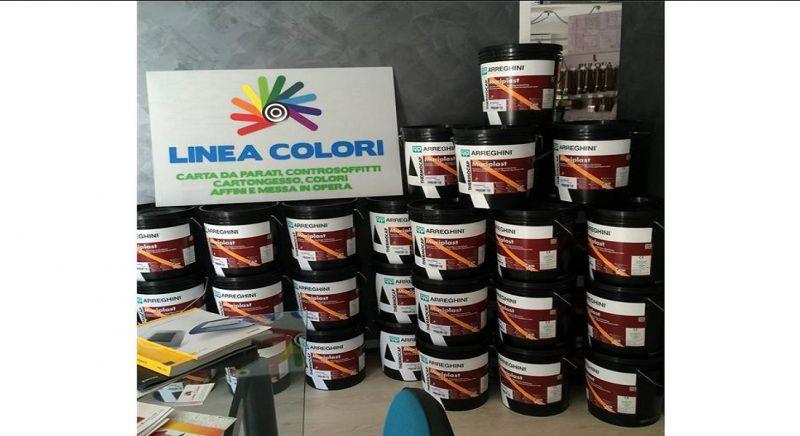 Linea Colori offerta pittura al quarzo - occasione pittura per eterni Ragusa