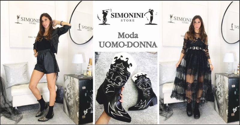 simonini store offerta moda uomo donna - occasione tutta la moda donna online