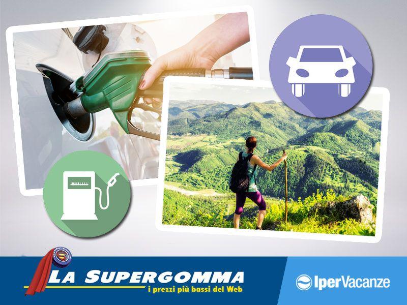 offerta buono vacanze revisione promozione sconto carburante la supergomma