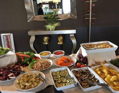 offerta pranzi di lavoro buffet a prezzo fisso verona promozione menu a la carte dossobuono