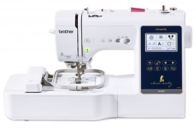 macchina per cucire brother innovis m280d in super offerta da cucitomania salerno