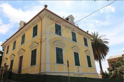 offerta appartamento in villa sestri ponente occasione nuovo appartamento sestri ponente