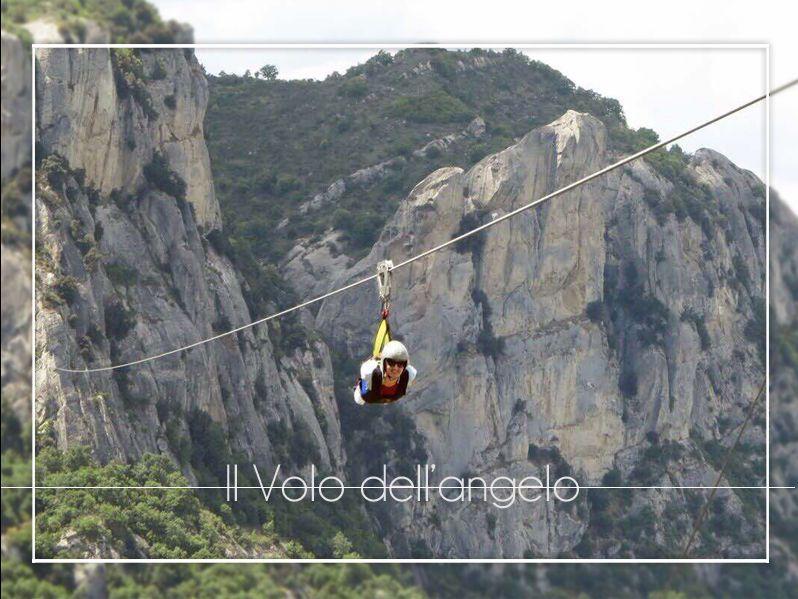 Offerta volo dell'angelo - Promozione dolomiti lucane - Tourism Expert