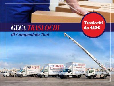 offerta trasloco promozioni trasporti geca traslochi trapani