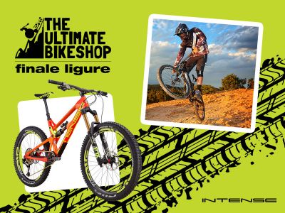 offerta mountain bike intense finale ligure promozione noleggio mountain bike finale ligure