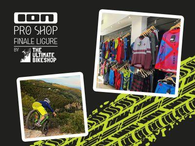 offerta abbigliamento ion finale ligure promozione accessori mountain bike ion finale ligure