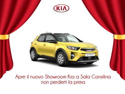 offerta inaugurazione show room kia sala consilina promozione shoroom kia casalcar