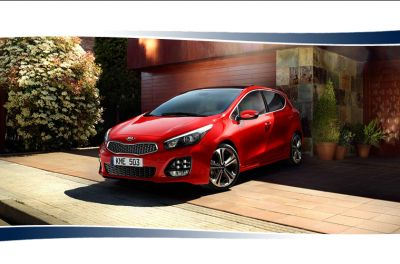 offerta vendita auto kia ceed gt line salerno casalcar concessionaria ufficiale kia