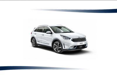 offerta nuova kia niro plug in auto salerno concessionaria ufficiale casalcar