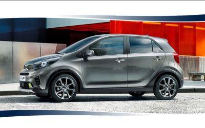 offerta vendita auto nuova kia picanto x line casalcar concessionaria ufficiale kia