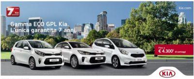 offerta vendita auto kia gpl casalcar concessionaria ufficiale kia