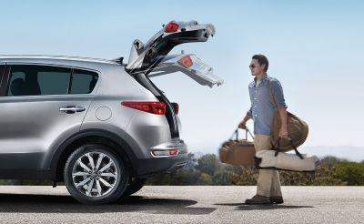 motorizzare il per portellone della tua auto tramite il sistema smart trunk