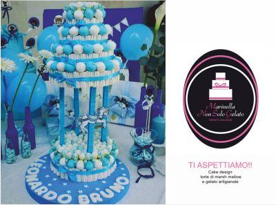 offerta torte personalizzate promozione cake design marinella non solo gelato brescia