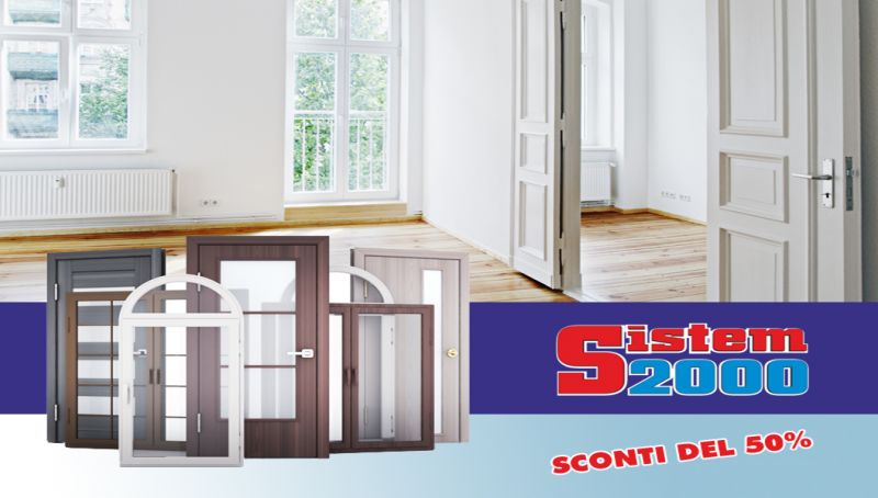 OFFERTA VENDITA INFISSI FALCONARA ALBANESE - PROMOZIONE montaggio finestre e porte cosenza