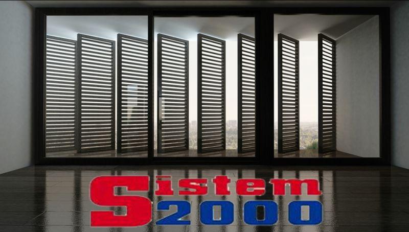 offerta infissi alluminio ferro legno cosenza - istallazione persiane orientabili effetto legno