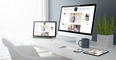 promozione siti web responsive professionali satriano offerta siti internet si4web