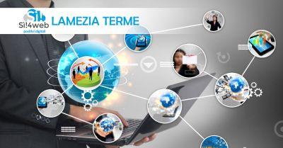 promozione siti web responsive professionali gimigliano offerta siti internet si4web