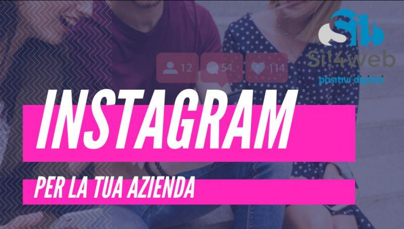 Si4web promozione campagne instagram catanzaro - offerta campagne adv social catanzaro