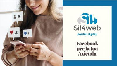 si4web offerta gestione pagina facebook per azienda catanzaro occasione campagne adv catanzaro