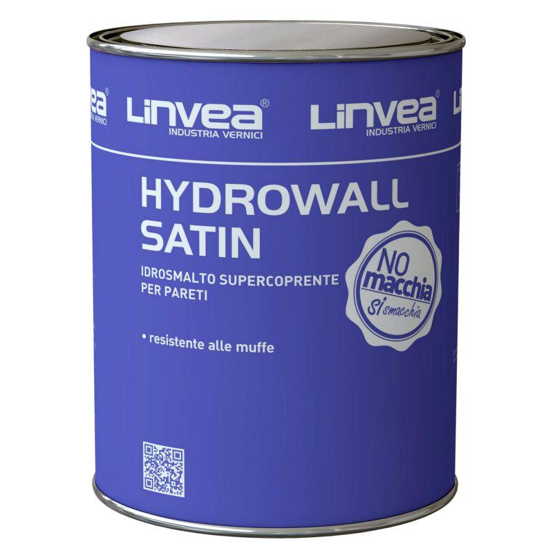 Offerta - Smalto murale acrilico Hydrowall Linvea