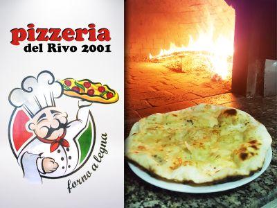 offerta pizza cotta a legna domicilio promozione pizza 10 formaggi pizzeria del rivo